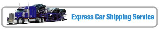 Express car shipping service