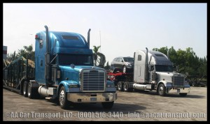 Interstate Car Transport