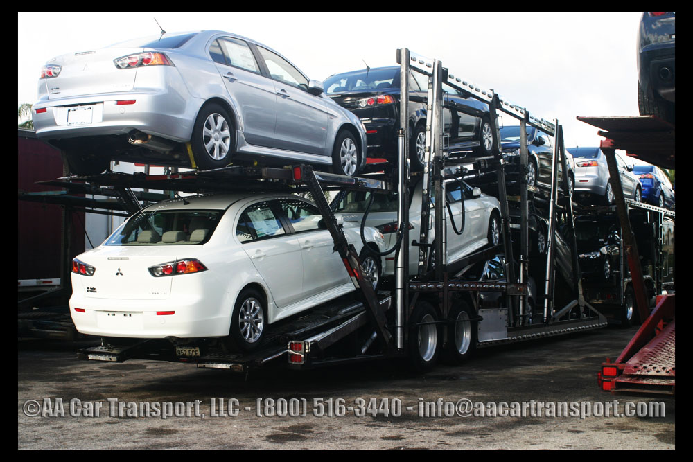 Price To Ship A Car Across Canada