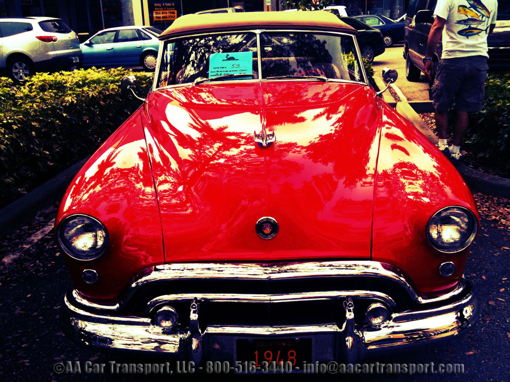 How Much To Ship Classic Car