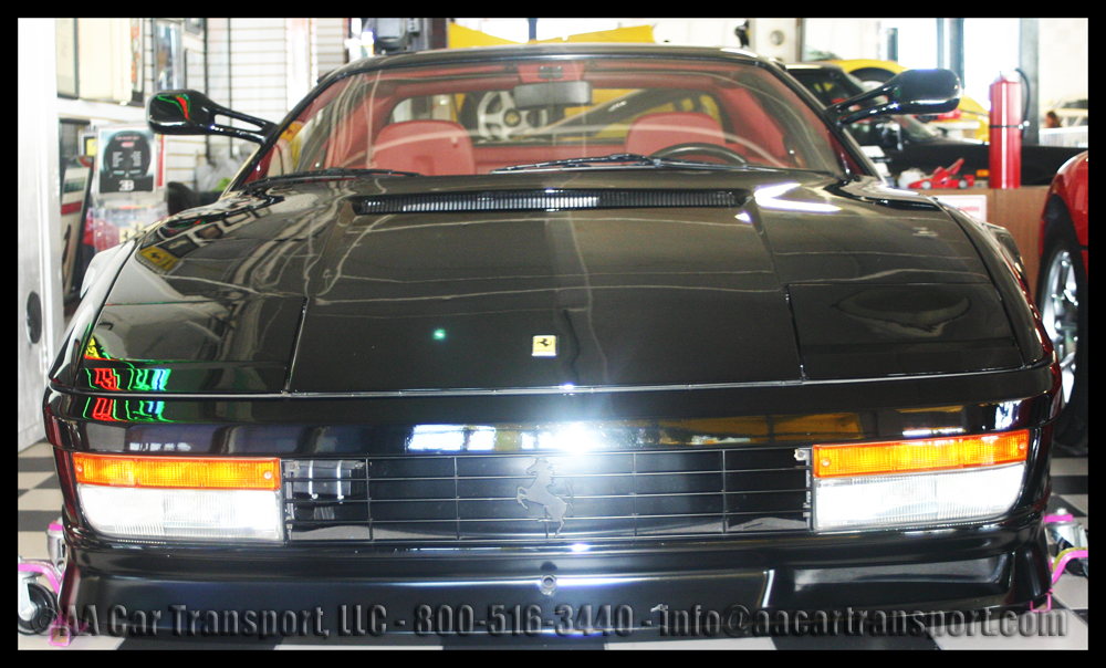 Ferrari Collecrtion Porsche Testarossa 1986