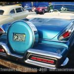 Blue Monterey - Classic Car Show - Davie FL May 2012