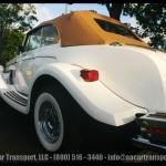 Davie FL Car Show White Clenet