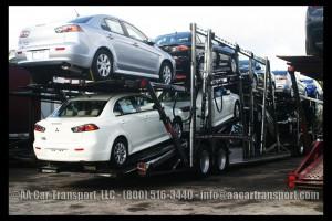Servicios de transporte de carros