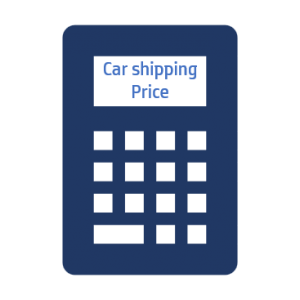 car shipping price